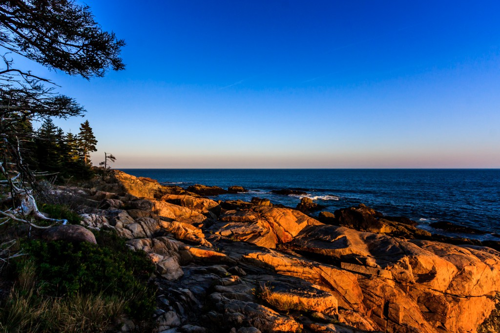 Acadia National Park is the place to see classic Maine seasores.