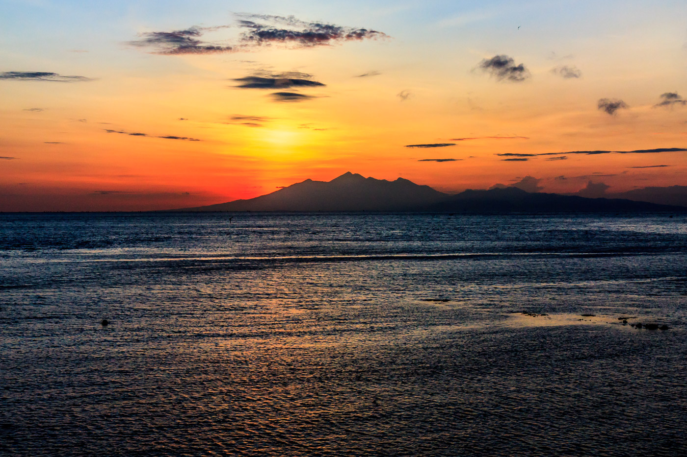 But the sun was rising on new adventures in Lombok and beyond.