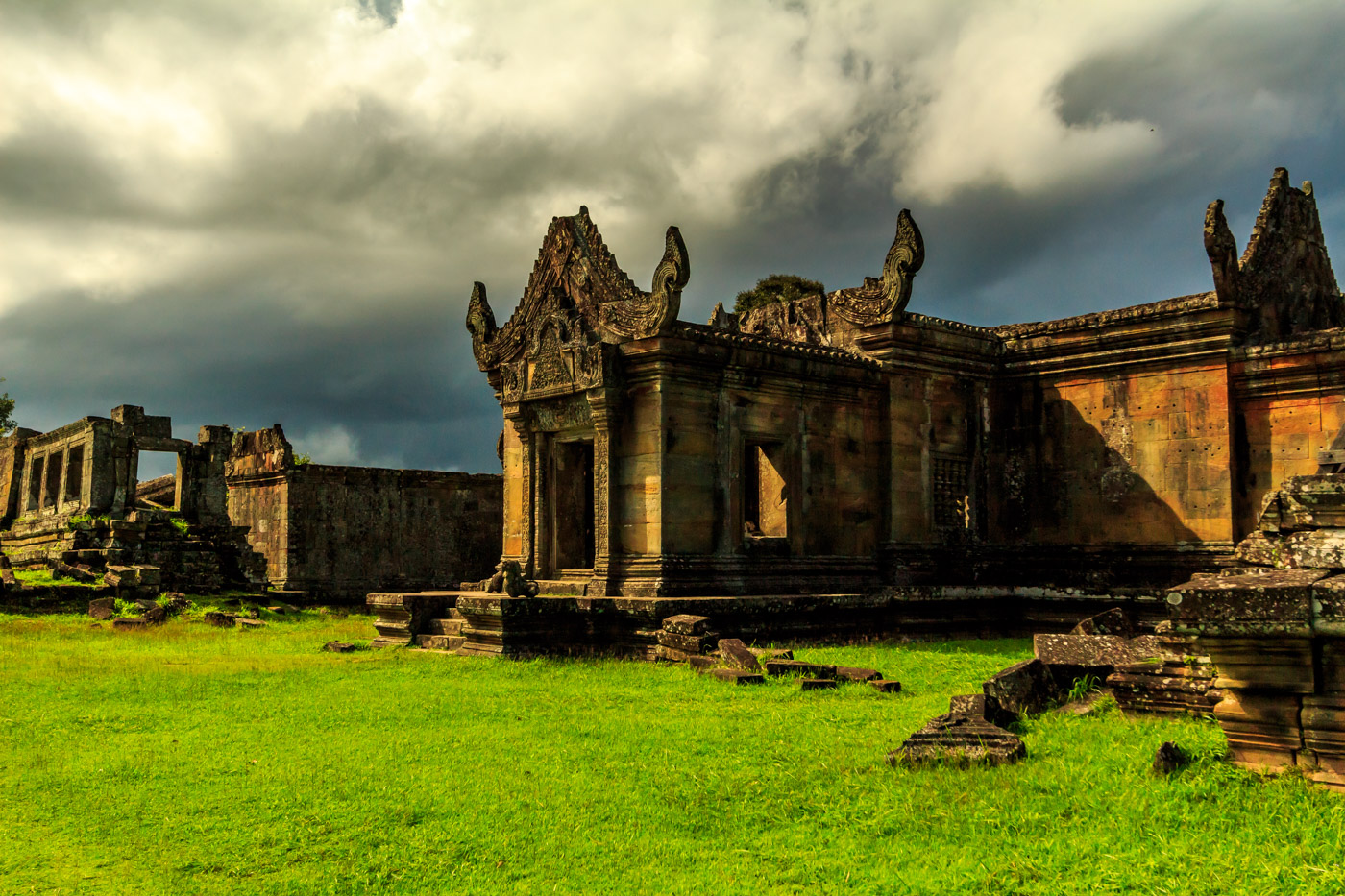 Amazing ruins.