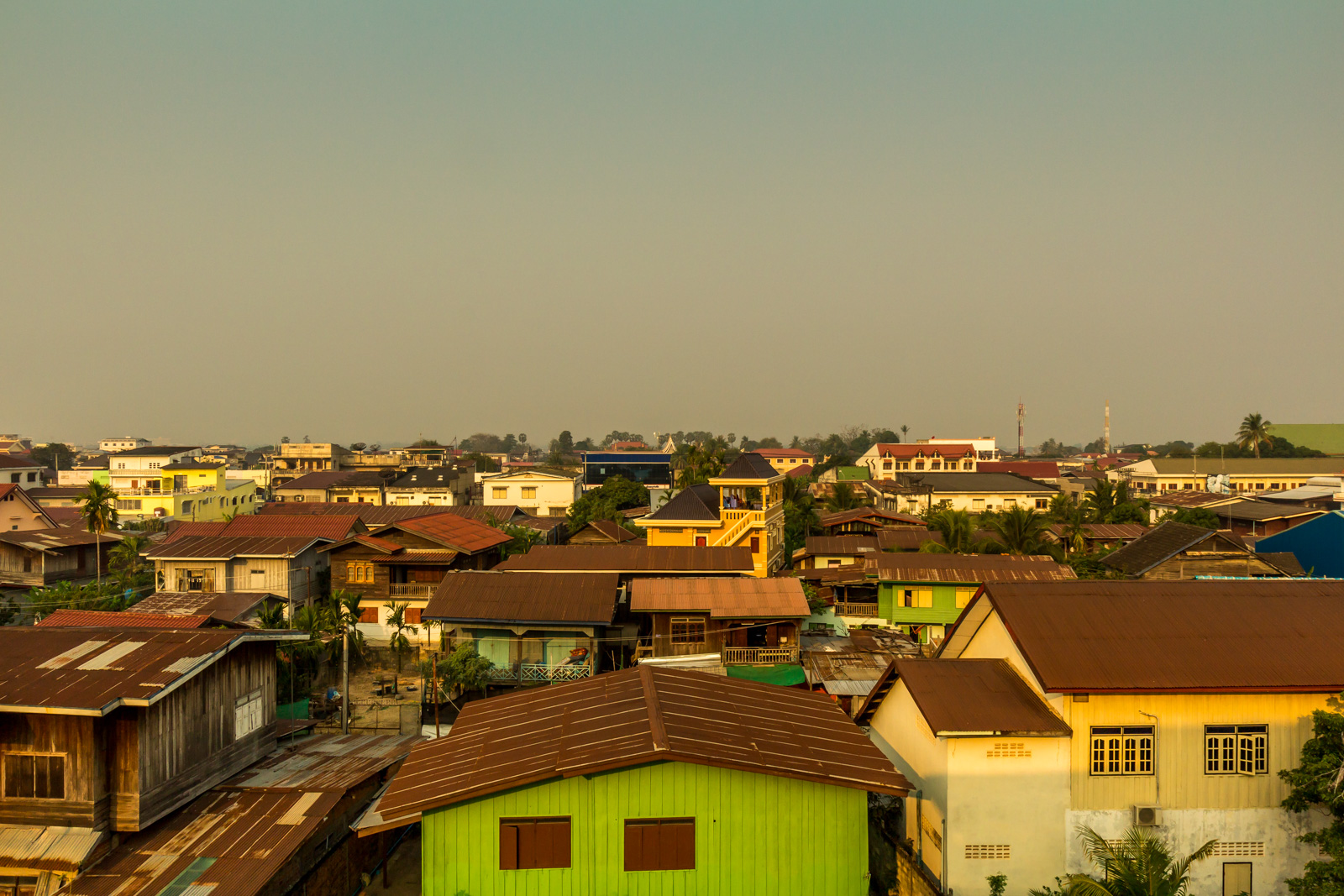 One last look at Savannakhet.