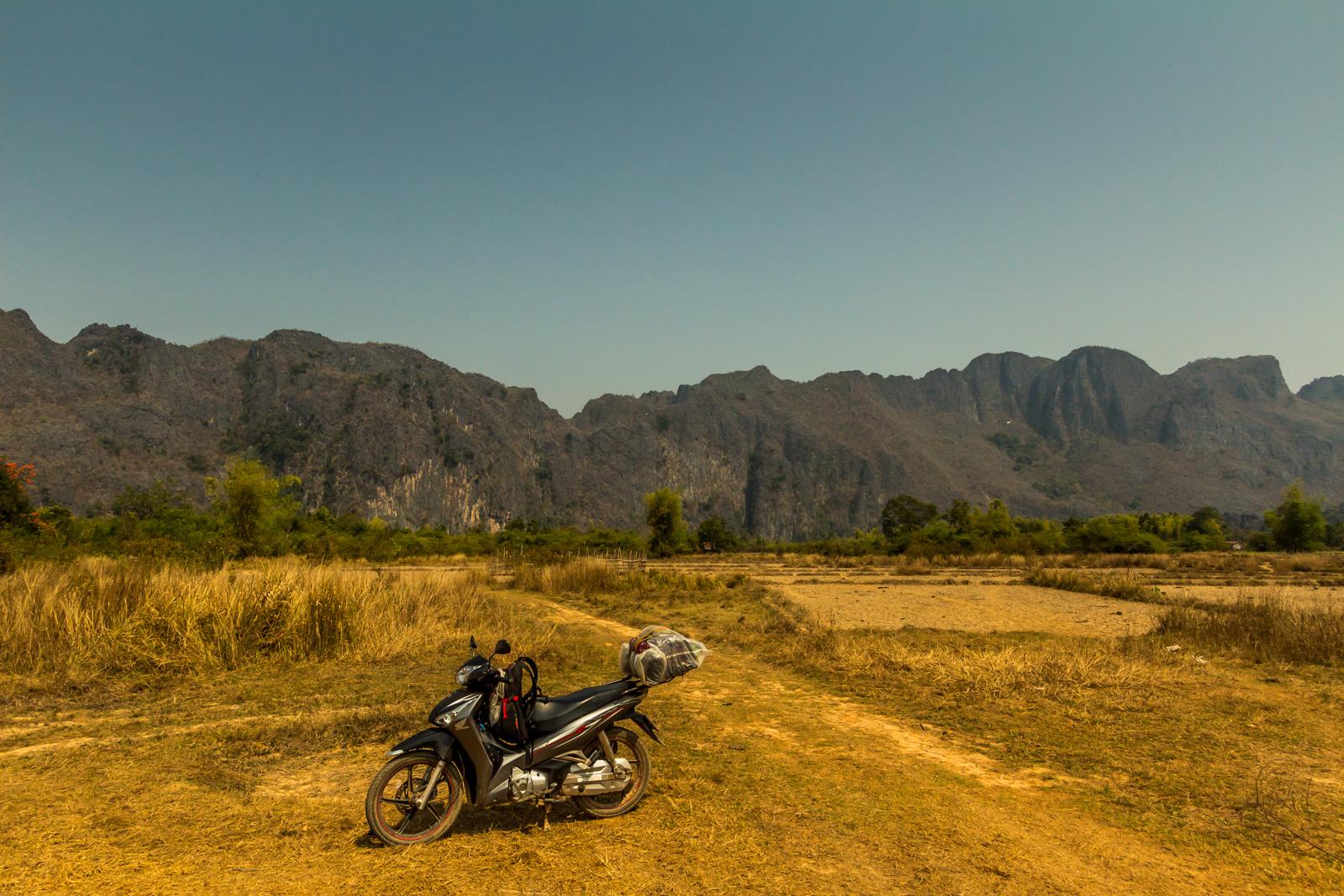 Amazing scenery.